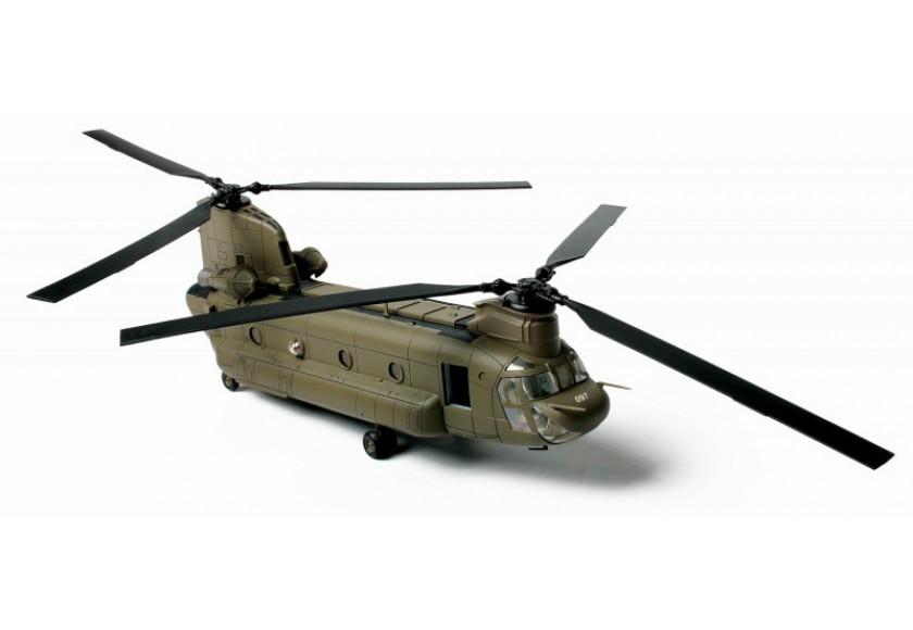 Коллекционная модель - американский вертолет CH-47D Chinook, Афганистан 2003 год, 1:72Военная техника<br>Коллекционная модель - американский вертолет CH-47D Chinook, Афганистан 2003 год, 1:72<br>