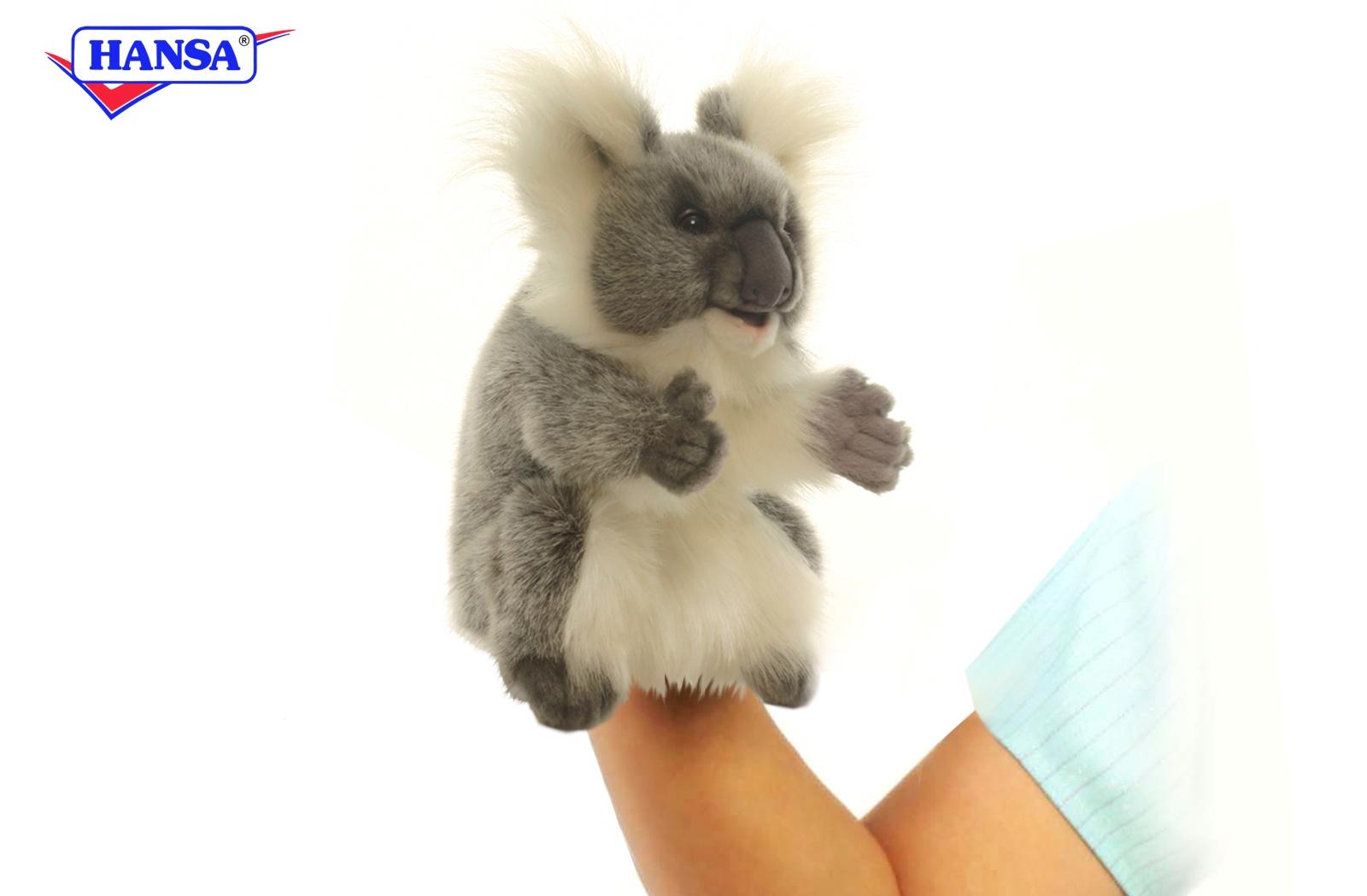 Игрушка на руку - КоалаДетский кукольный театр <br>Игрушка на руку - Коала<br>