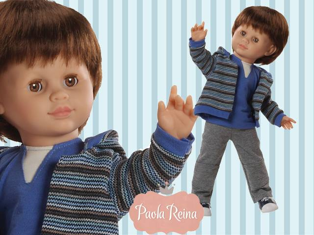 Кукла УнайКуклы и пупсы<br>Кукла Унай<br>
