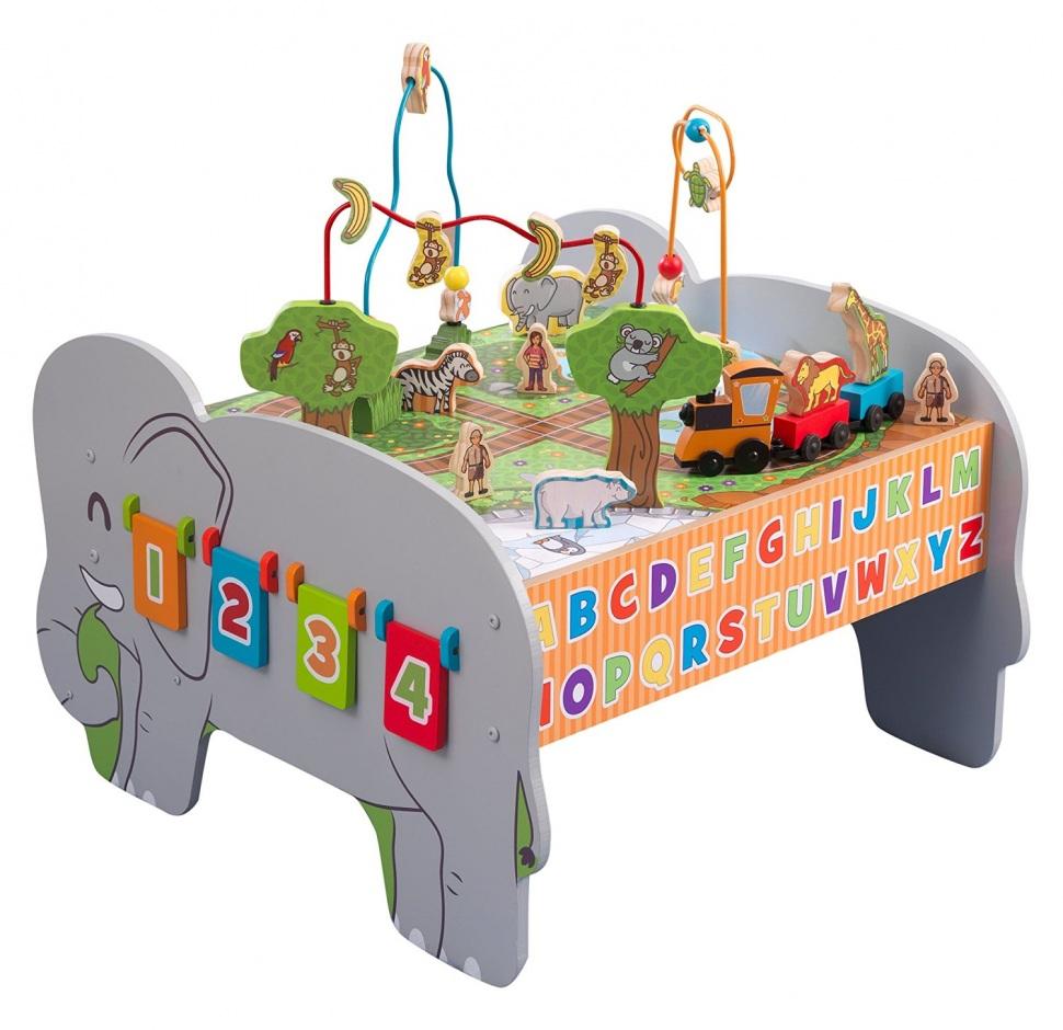 Игровой стол МалышРазвивающие центры<br>Игровой стол Малыш<br>