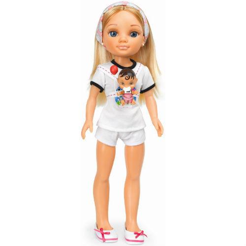 Набор игровой - Кукла Нэнси и любимый малышИспанские куклы Llorens Juan, S.L.<br>Набор игровой - Кукла Нэнси и любимый малыш<br>