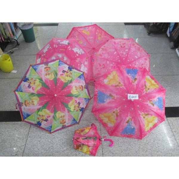 Зонт складной со свистком, диаметр 48 смДетские зонты<br>Зонт складной со свистком, диаметр 48 см<br>