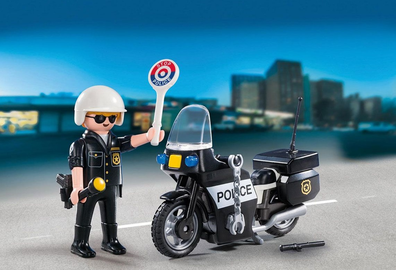 Купить Игровой набор из серии Возьми с собой: Полиция, Playmobil