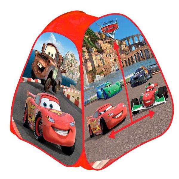 Детская игровая палатка «Тачки2» в коробкеДомики-палатки<br>Детская игровая палатка «Тачки2» в коробке<br>