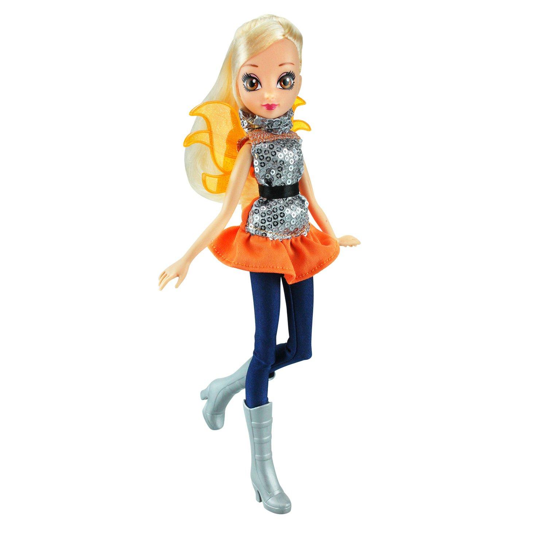 Купить Кукла из серии Звездная магия - Стелла, с платформой-проектором, Winx Club