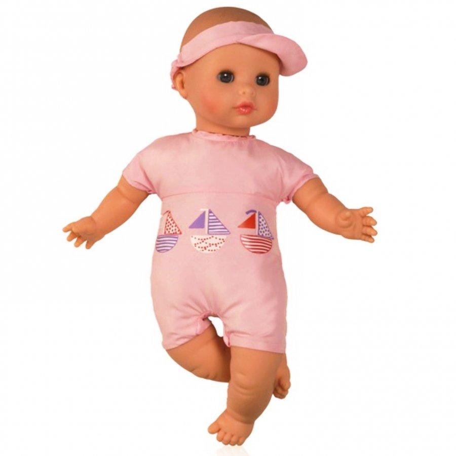 Кукла Малышка в розовом, 34 смИспанские куклы Paola Reina (Паола Рейна)<br>Кукла Малышка в розовом, 34 см<br>