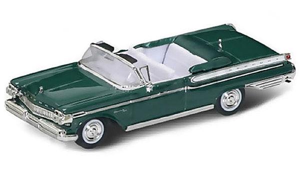 Купить Модель автомобиля 1957 года - Меркьюри Turnpike Cruiser, 1/43, Yat Ming