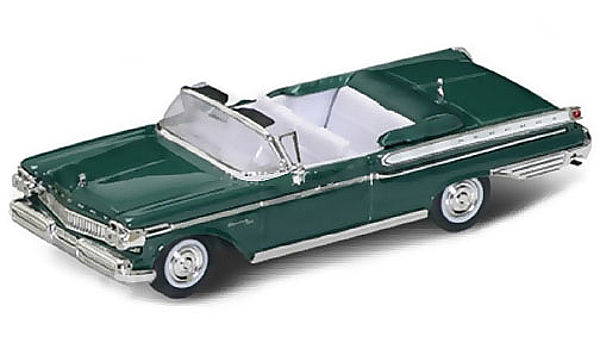 Коллекционна модель автомобил 1957 года - Меркьри Turnpike Cruiser, 1/43Винтажные модели<br>Коллекционна модель автомобил 1957 года - Меркьри Turnpike Cruiser, 1/43<br>