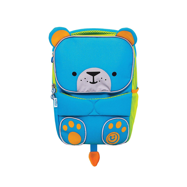 Купить Рюкзак детский Toddlepak Берт, голубой, Trunki