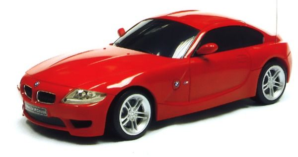 Машина на радиоуправлении BMW Z4 M Coupe, масштаб 1:24Машины на р/у<br>Машина BMW Z4 M COUPE на радиоуправлении выполнена в масштабе 1:24.<br>При движении загораются передние и задние фары...<br>