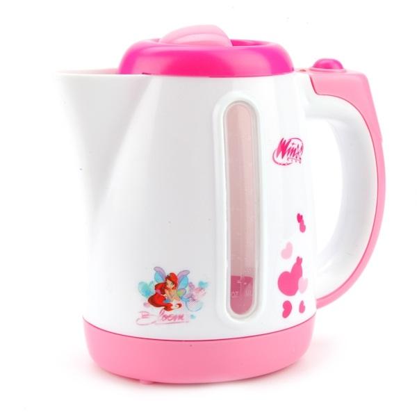 Чайник «Винкс» со световыми и звуковыми эффектамиАксессуары и техника для детской кухни<br>Чайник «Винкс» со световыми и звуковыми эффектами<br>