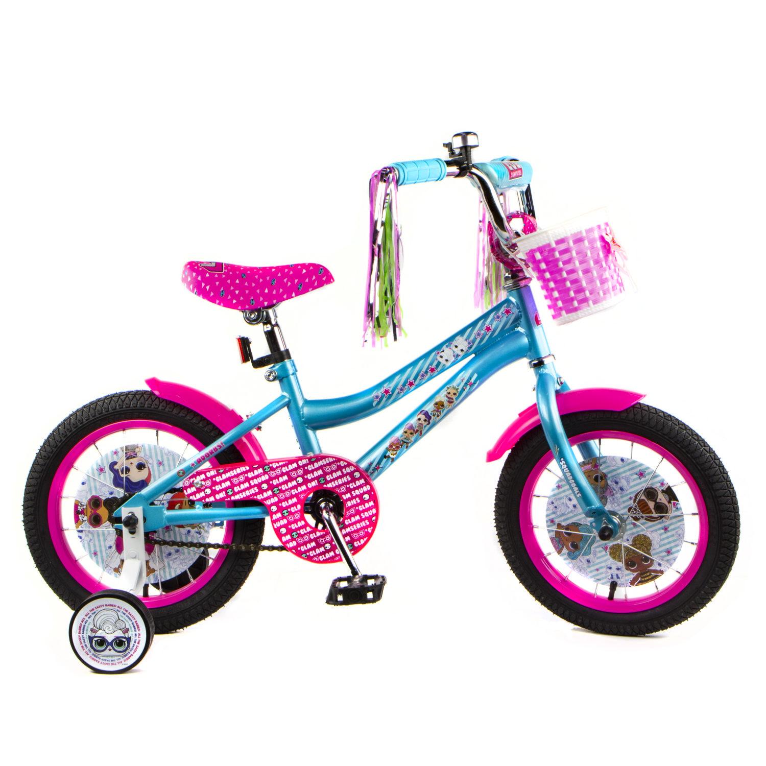Купить Детский велосипед – LOL, колеса 14 , Navigator