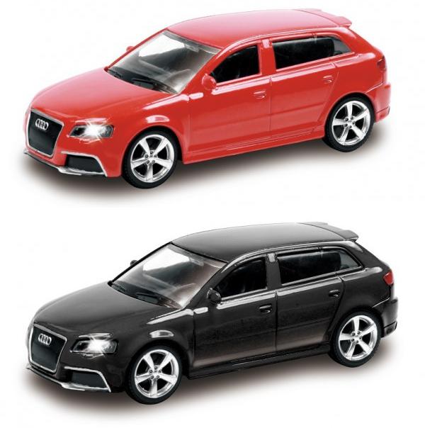 Купить Металлическая машина RMZ City - Audi RS3 Sportback, 1:43