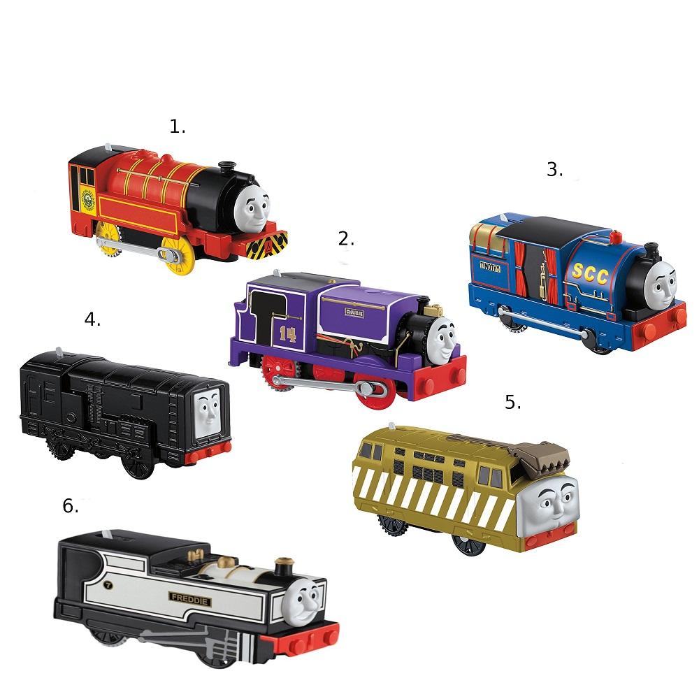 Моторизированный паровозик Thomas ™Детская железная дорога<br>Моторизированный паровозик Thomas ™<br>