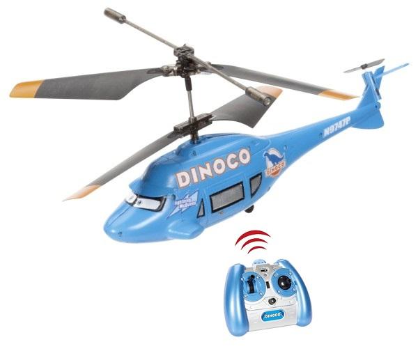 Cars 2 - Вертолет Dinoco Тачки на радиоуправленииРадиоуправляемые вертолеты<br>Cars 2 - Вертолет Dinoco Тачки на радиоуправлении<br>