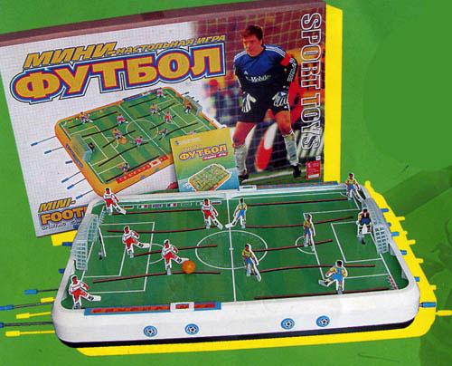Настольный футбол - Настольный футбол, артикул: 11426