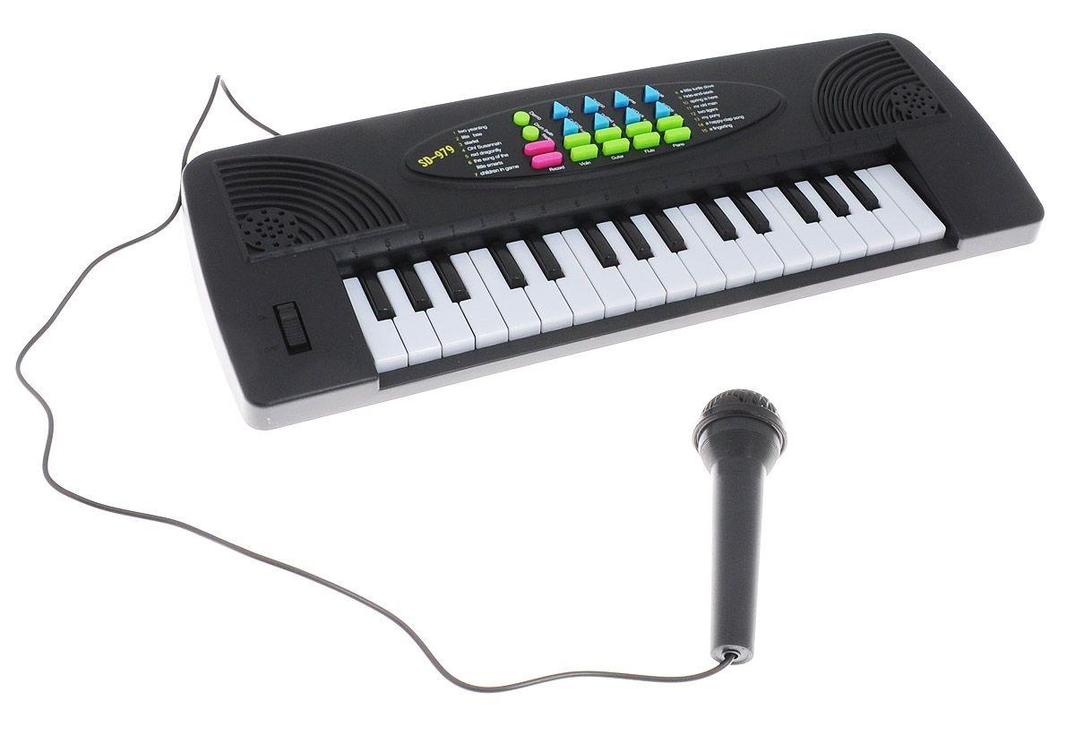 Электронное пианино, 32 клавишиСинтезаторы и пианино<br>Электронное пианино, 32 клавиши<br>