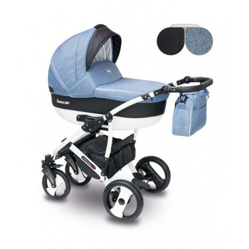 Детская коляска – Camarelo Carera New 2 в 1, Can-6Детские коляски 2 в 1<br>Детская коляска – Camarelo Carera New 2 в 1, Can-6<br>