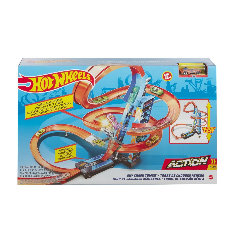 Hot Wheels® Игровой набор - Падение с башни Mattel