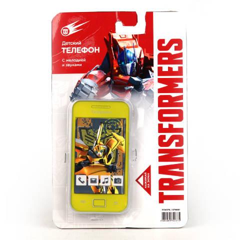 Телефон сотовый «Transformers» в блистереСкидки до 70%<br>Телефон сотовый «Transformers» в блистере<br>