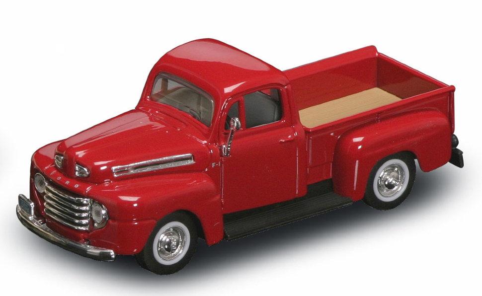 Купить Модель автомобиля 1948 года - Форд Пикап F-1, 1/43, Yat Ming