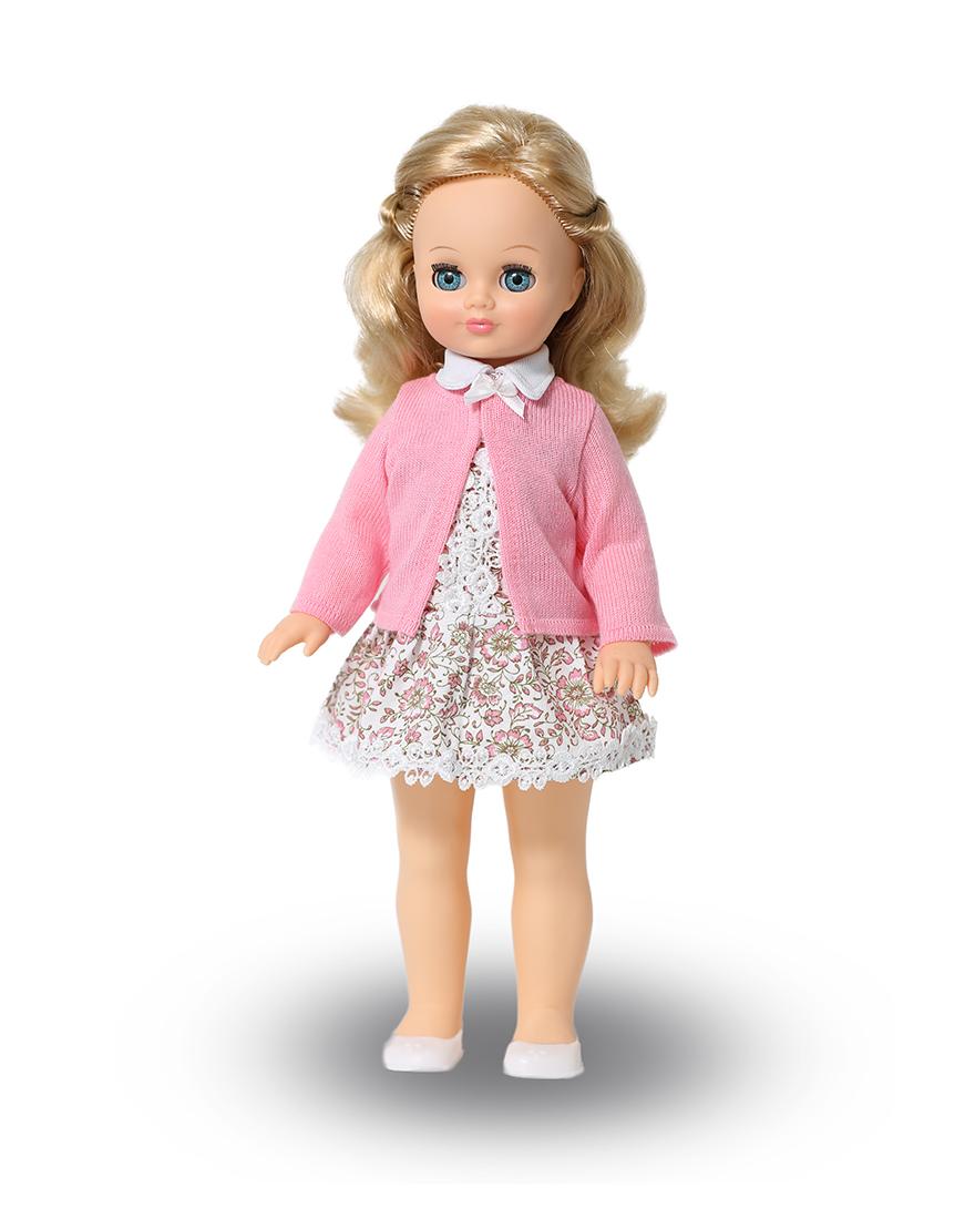 Кукла Лиза 25, озвученная, 42 см.Русские куклы фабрики Весна<br>Кукла Лиза 25, озвученная, 42 см.<br>