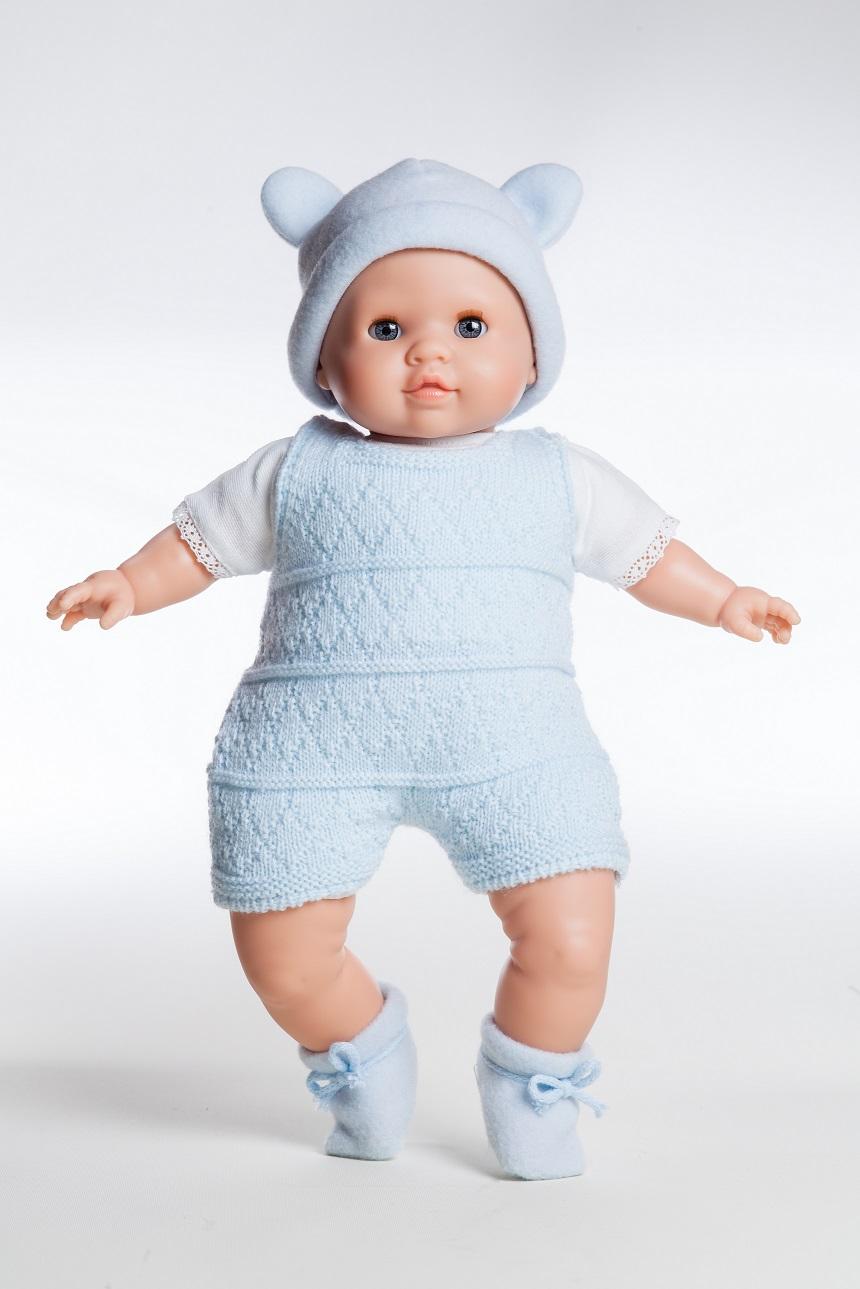 Кукла Джулиус, 36 см.Испанские куклы Paola Reina (Паола Рейна)<br>Кукла Джулиус, 36 см.<br>