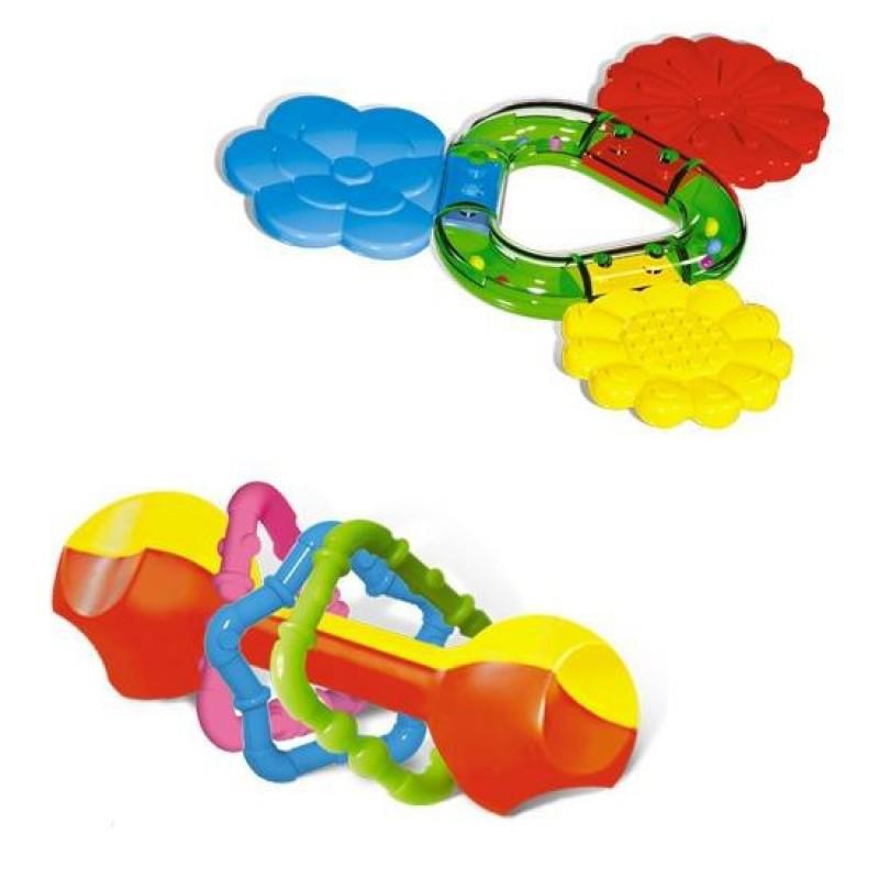 Подарочный набор погремушек №5Детские погремушки и подвесные игрушки на кроватку<br>Подарочный набор погремушек №5<br>