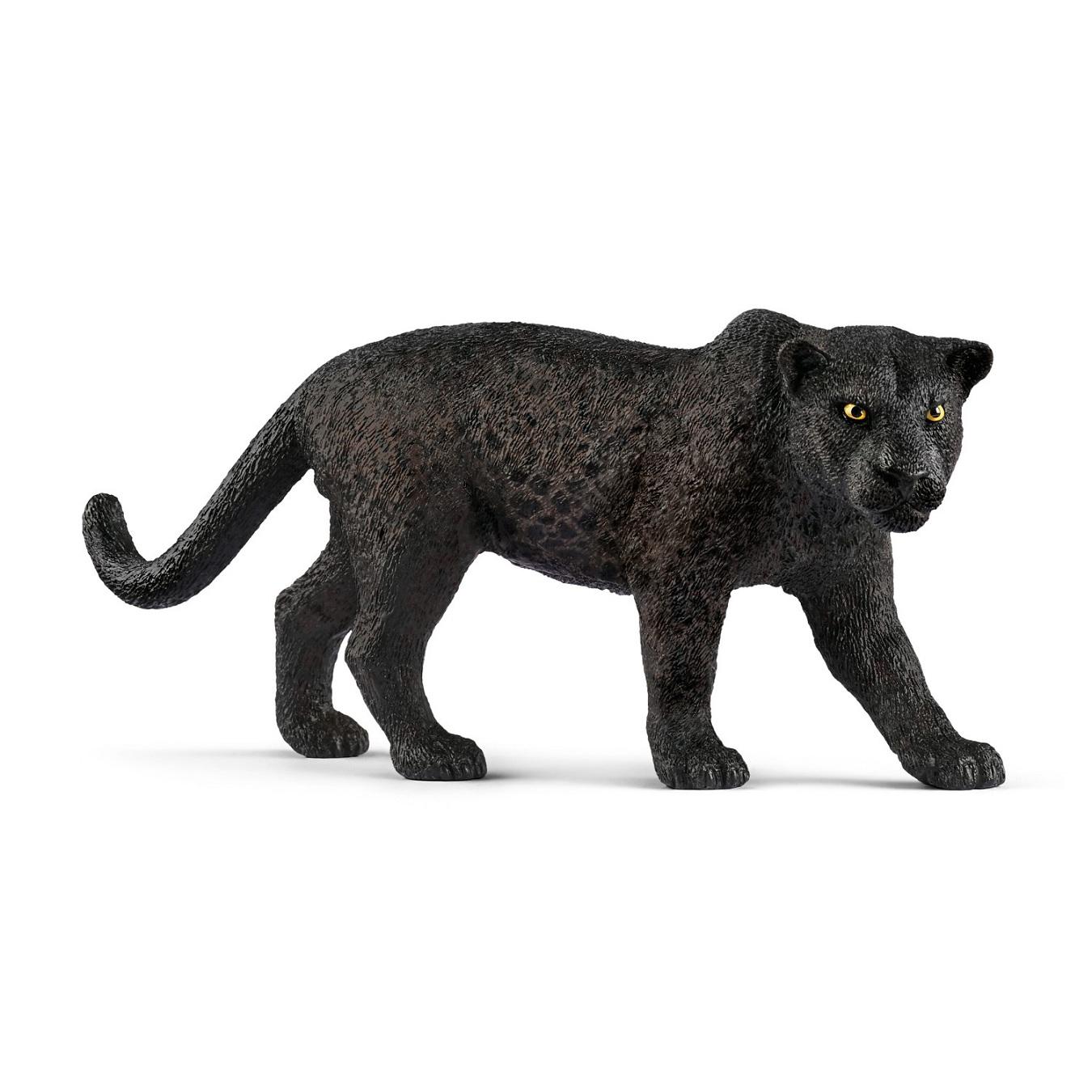 Купить Фигурка - Черная пантера, Schleich