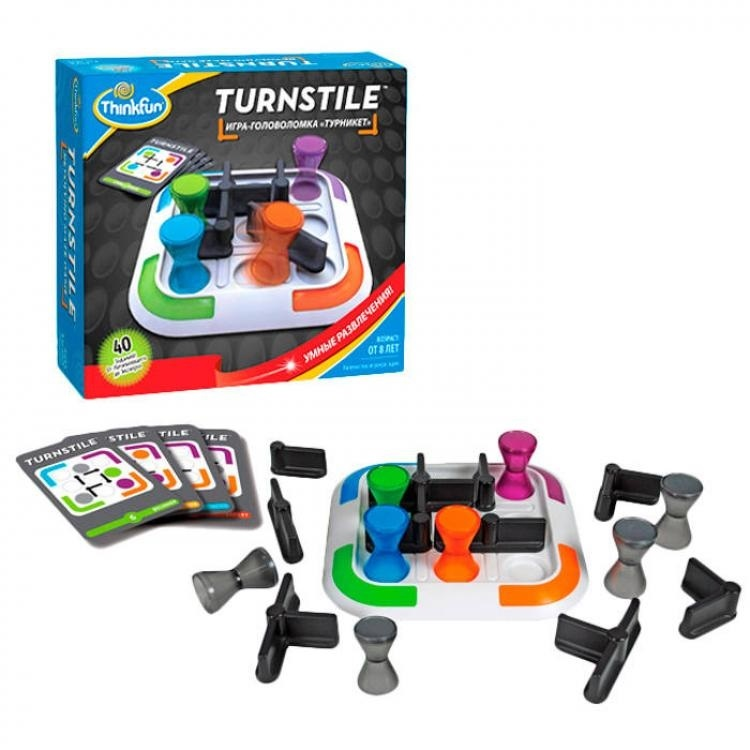 Головоломка-игра «Турникет» от Toyway