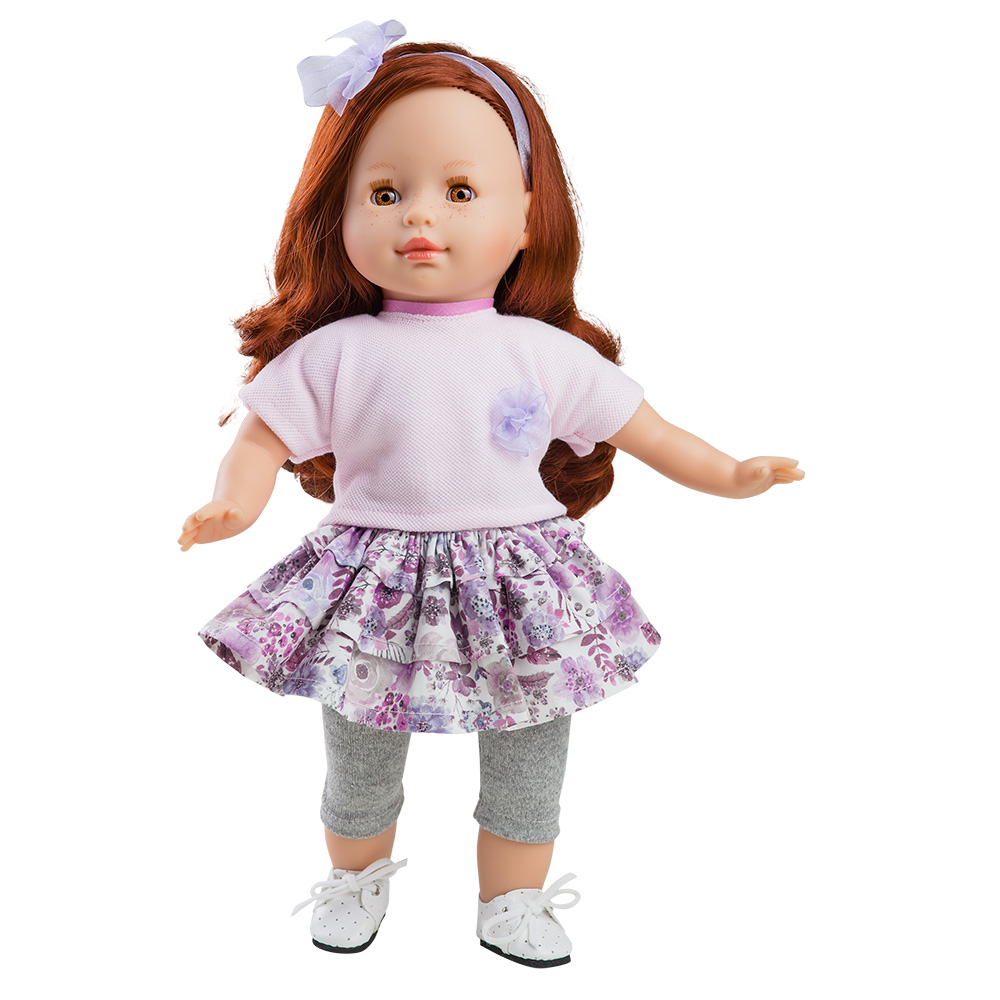 Купить Кукла Ана с мягконабивным телом, 36 см., Paola Reina
