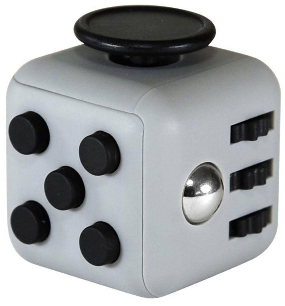 Игрушка антистресс Fidget Cube, графитАнтистресс кубики Fidget Cube<br>Игрушка антистресс Fidget Cube, графит<br>