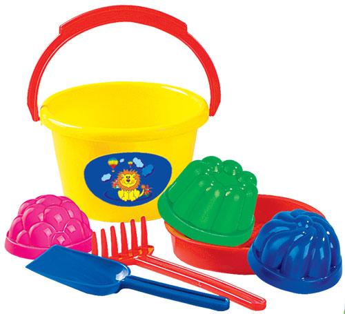 Купить Игровой набор для песочницы №11, Полесье