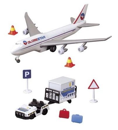 Игровой набор «Аэропорт» - Самолеты, службы спасения, артикул: 134077