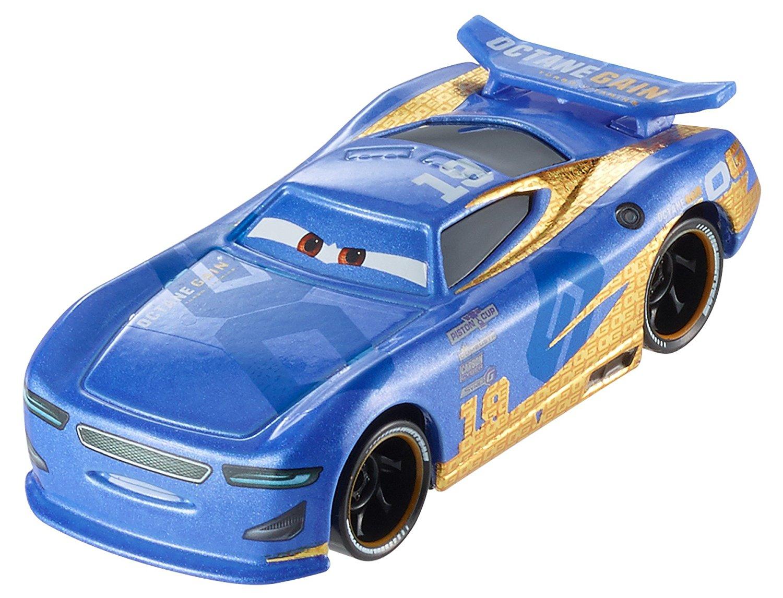 Коллекционная машинка Cars 3  Даниэль Верти - CARS 3 (Игрушки Тачки 3), артикул: 165398