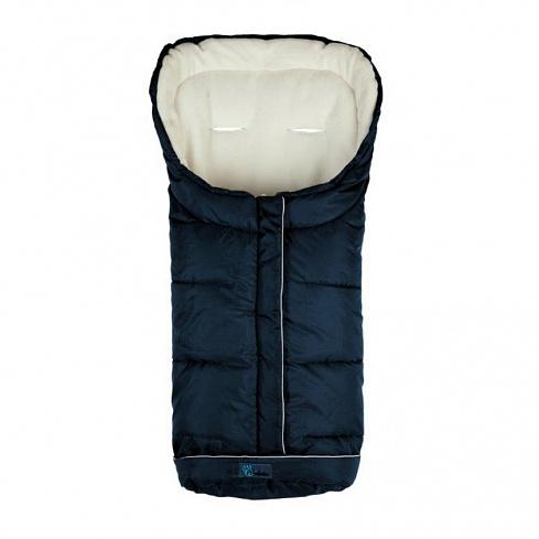 Зимний конверт Active Stroller, navy blue/whitewashДетские Конверты<br>Зимний конверт Active Stroller, navy blue/whitewash<br>