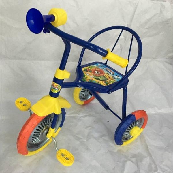 Велосипед 3-х колёсный - Львенок и ЧерепахаВелосипеды детские<br>Велосипед 3-х колёсный - Львенок и Черепаха<br>