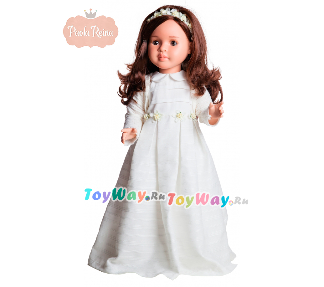 Кукла Лидия, 60 см.Испанские куклы Paola Reina (Паола Рейна)<br>Кукла Лидия, 60 см.<br>