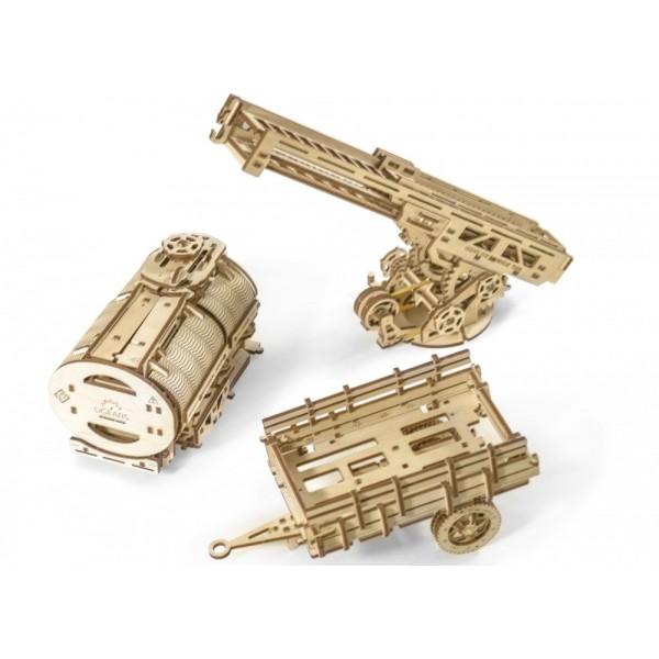 Дополнение к грузовику UGM-11 - Деревянный конструктор, артикул: 157090