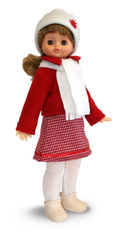 Кукла Алиса 2 с механизмом движения, 55 смРусские куклы фабрики Весна<br>Кукла Алиса 2 с механизмом движения, 55 см<br>