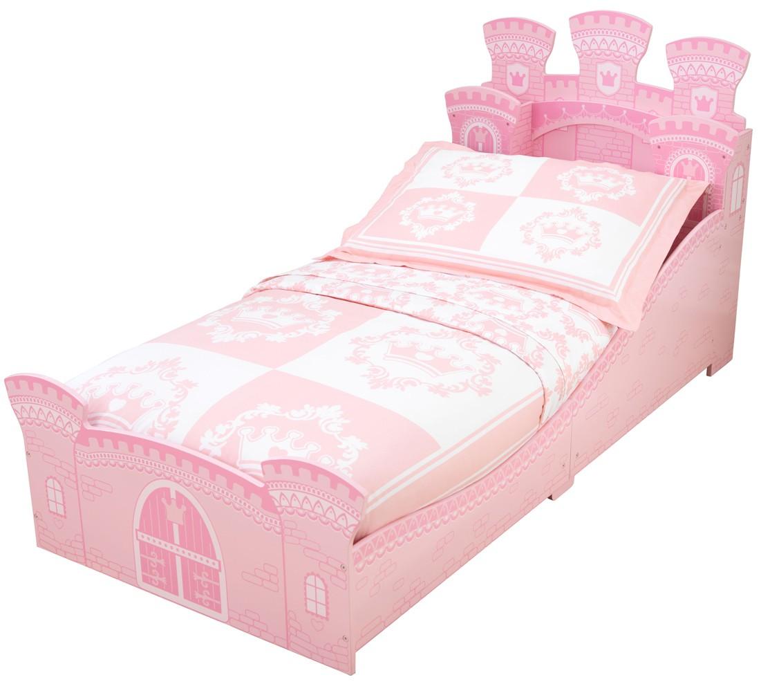 Детская кровать - Замок принцессы
