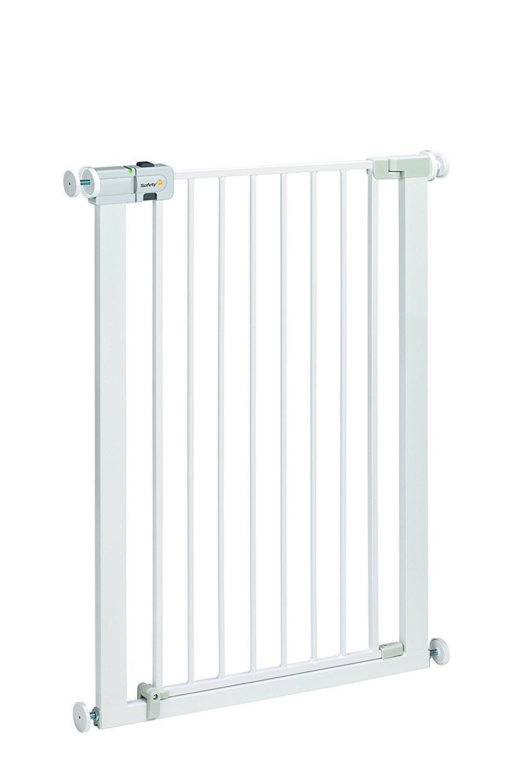 Защитный металлический барьер-калитка Easy Close Extra Tall Metal, экстравысокий 91 см.Безопасность ребенка<br>Защитный металлический барьер-калитка Easy Close Extra Tall Metal, экстравысокий 91 см.<br>