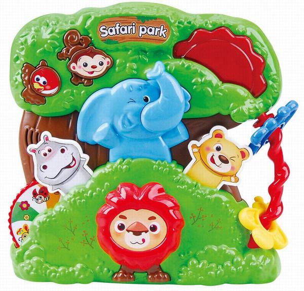 Развивающая игрушка - Сафари паркРазвивающие игрушки PlayGo<br>Развивающая игрушка - Сафари парк<br>