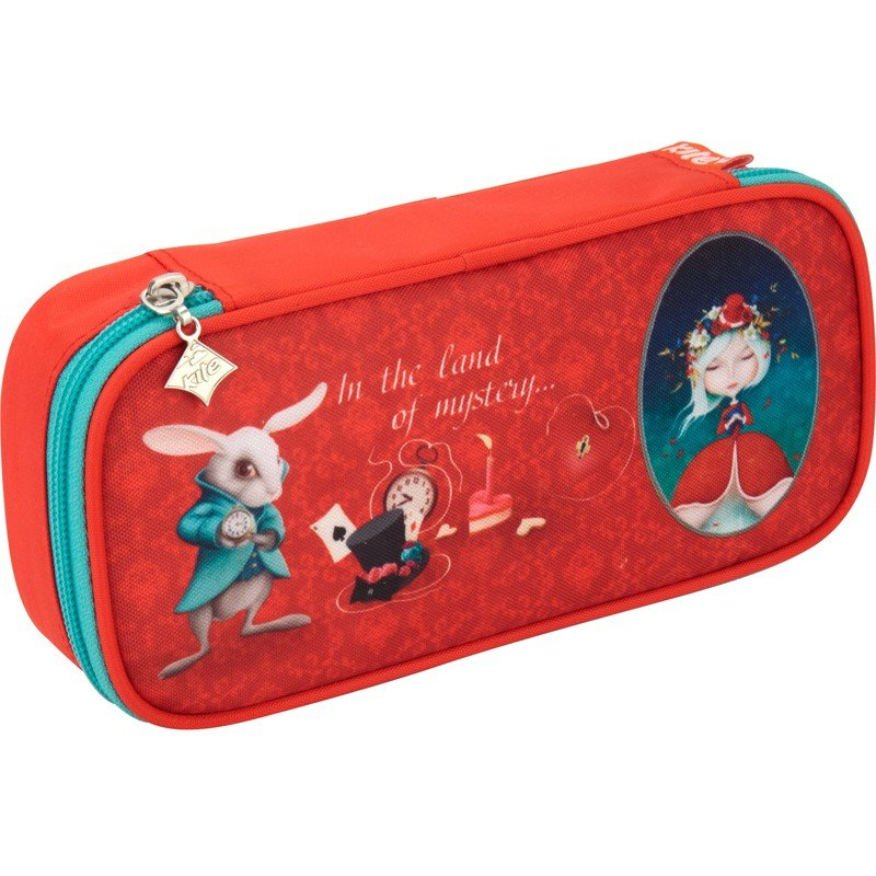 Пенал 662 Alice in WonderlandПеналы<br>Пенал 662 Alice in Wonderland<br>