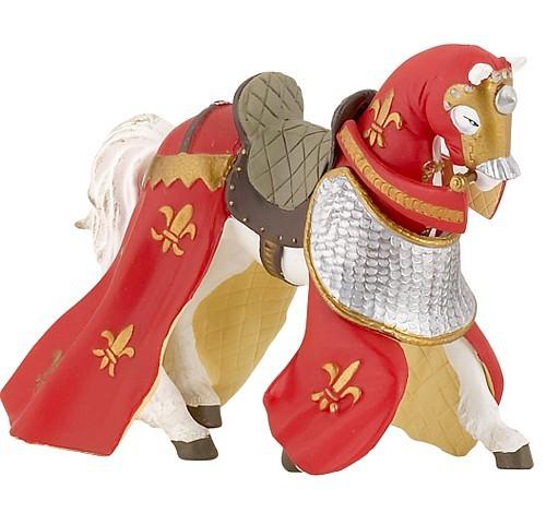 Конь в красной попонеФигурки Papo<br>Конь в красной попоне<br>