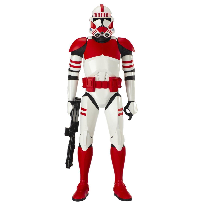 Фигура Звездные Войны Шок Клон, 79 см. - Игрушки Star Wars (Звездные воины), артикул: 100519