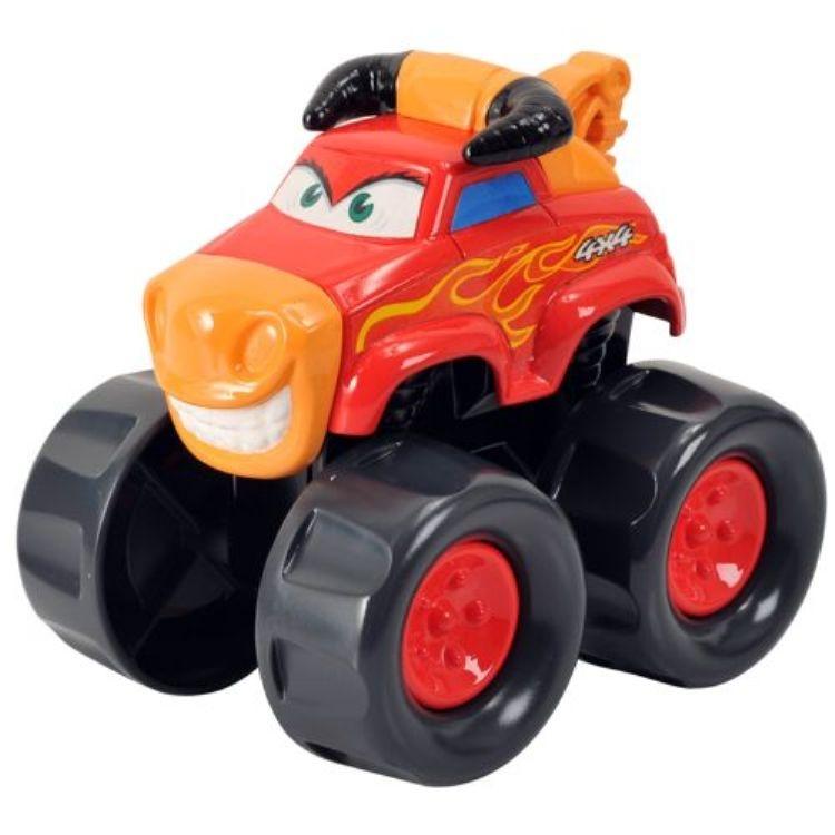 Машинка-быкМашинки для малышей<br>Машинка-бык<br>