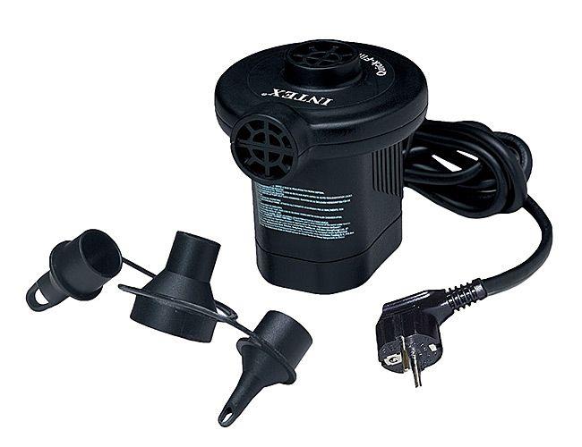 Насос электрический 220v Quick-Fill, 3 насадки от Toyway