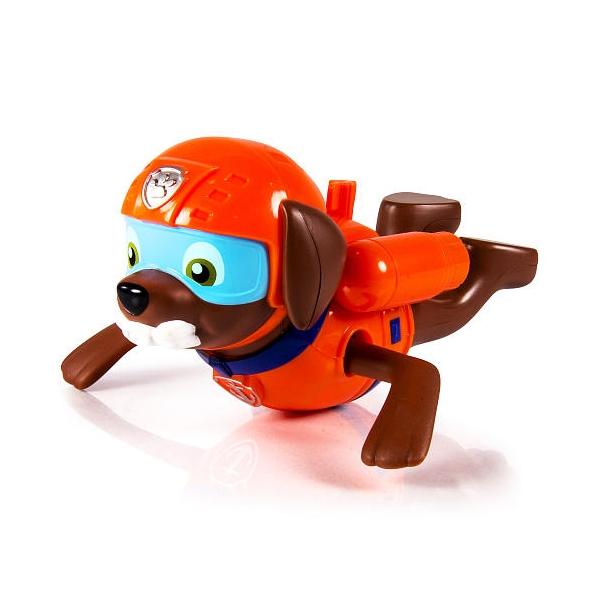 Игрушка для ванной заводная Зума «Щенячий патруль» Paw PatrolЩенячий патруль (Paw Patrol)<br>Игрушка для ванной заводная Зума «Щенячий патруль» Paw Patrol<br>