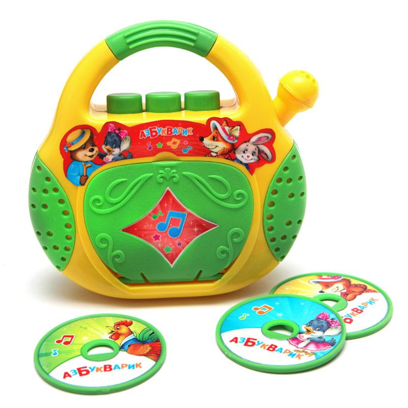 Музыкальный CD-плеер - Песенки-ПотешкиПрочее<br>Музыкальный CD-плеер - Песенки-Потешки<br>